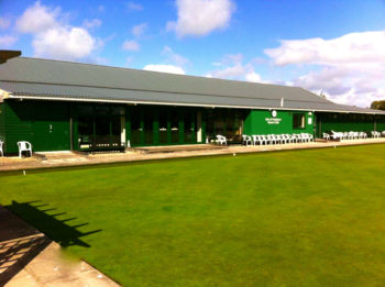 Isle of Wedmore Bowling Club, Somerset